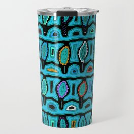 Dancing Sea Turtles Travel Mug