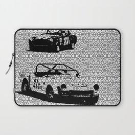 Vintage Racing #1 Laptop Sleeve