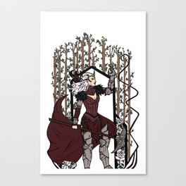 Mother of Vengeance Canvas Print