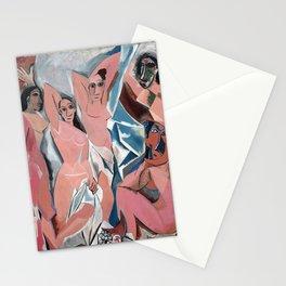 Pablo Picasso - Les Demoiselles d'Avignon 1907 - Artwork for Prints Posters Tshirts Men Women Kids Stationery Cards