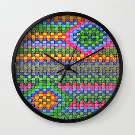 Triangle Beauty Wall Clock