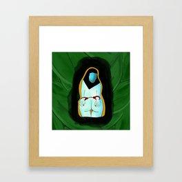Prisoner Framed Art Print