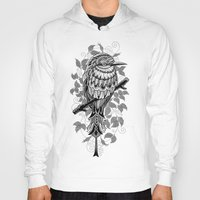 soul eater Hoodies featuring Bee Eater by BIOWORKZ