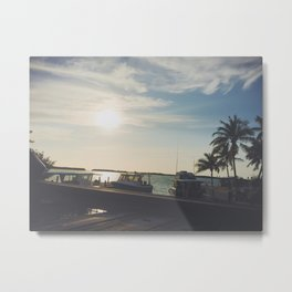 Destination Florida Metal Print