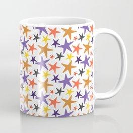 Beautiful Halloween Paper Pattern Coffee Mug