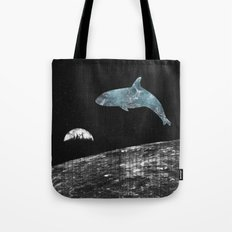 First Whale Tote Bag