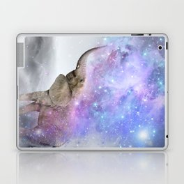 Don't Be Afraid To Dream Big • (Elephant-Size Dreams) Laptop & iPad Skin