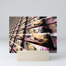 Silent Peace - Bold Mini Art Print
