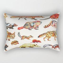 Critters Rectangular Pillow