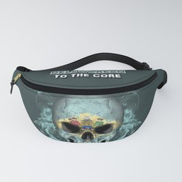 To The Core Collection: Delaware Fanny Pack