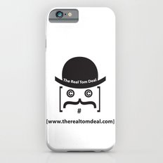 therealtomdeal logo Slim Case iPhone 6s