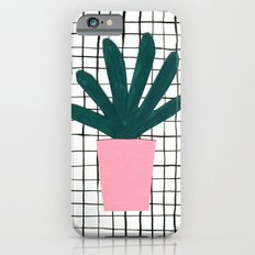 Plant Pot iPhone 6 Slim Case