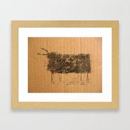 Miura Framed Art Print