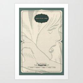 Parov Stelar & Band Art Print