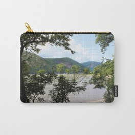 View of Hudson River Carry-All Pouch