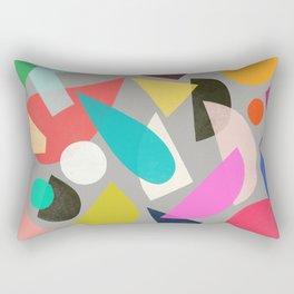 colored toys 1 Rectangular Pillow