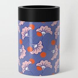 JUN - purple & pink Can Cooler