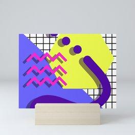 Nostaldrip Mini Art Print