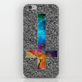St Peters Galaxy Cross iPhone Skin