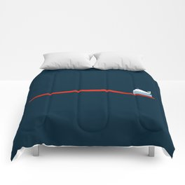Whale Paste Comforters
