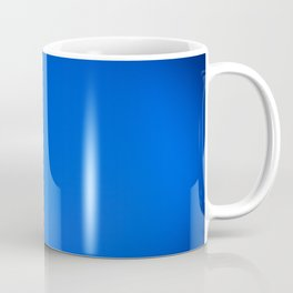 lamp over blue sky Coffee Mug