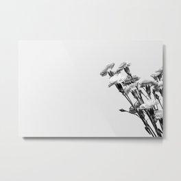 138 Metal Print