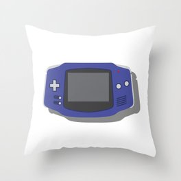 GB Advance Throw Pillow
