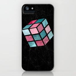 Cube iPhone Case