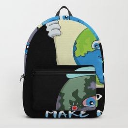 You People Make Me Sick Backpack