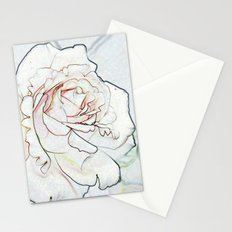 Queen of roses Stationery Cards
