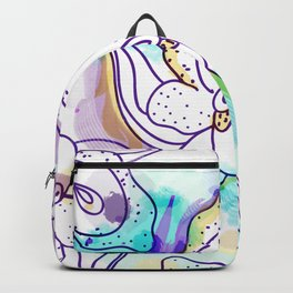 Sexy Orchid Backpack