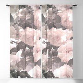 Rose Garden Soft Color Tone #decor #society6 #buyart Blackout Curtain
