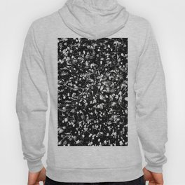 Black and white Galaxy Hoody