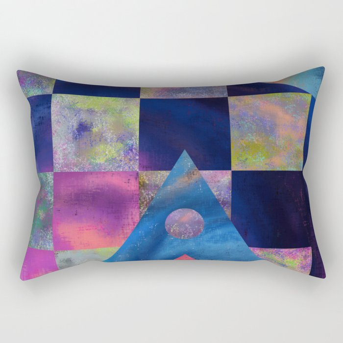 Unsymmetrical Order Rectangular Pillow