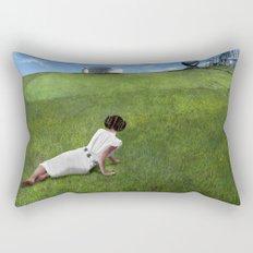 Leia's World Rectangular Pillow