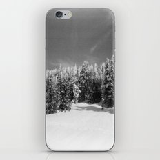 snow-capped iPhone & iPod Skin