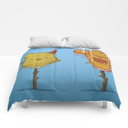 The Hundred-Acre Woods Comforters