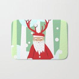 Undercover Santa Bath Mat