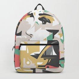 Brunette Backpack