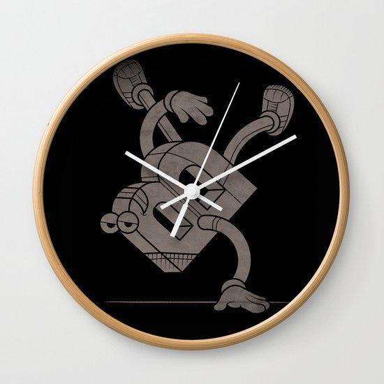 B-Boy Wall Clock