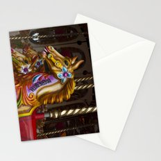 Crazy Horses Stationery Cards