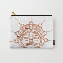 Copper Frog Spirit Carry-All Pouch