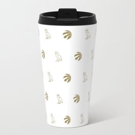 Raptors - White Travel Mug