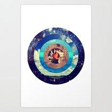Sphere Of Dreams Art Print