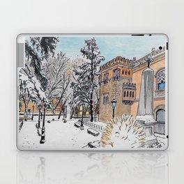Spanish Palace Laptop & iPad Skin