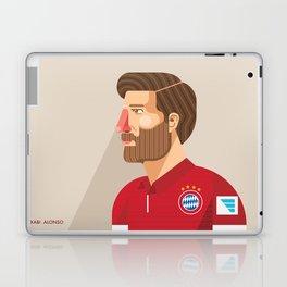 Xabi Alonso Laptop & iPad Skin