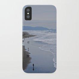 Cold Beach iPhone Case
