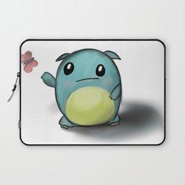cuteness monster Laptop Sleeve