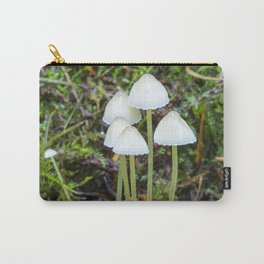 White Caps Carry-All Pouch