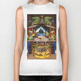Pirates Cove Biker Tank